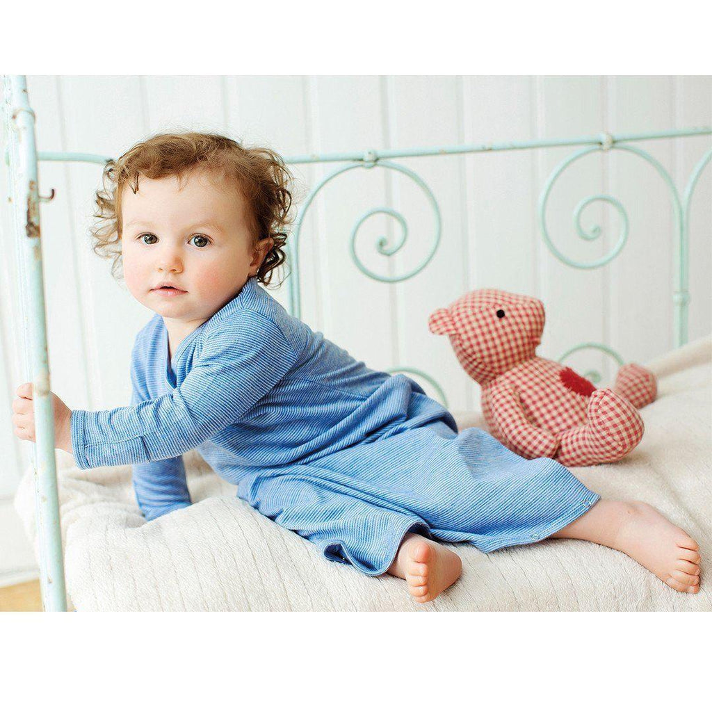 Sleep Gowns - Merino Kids Essentials Gown - Banbury