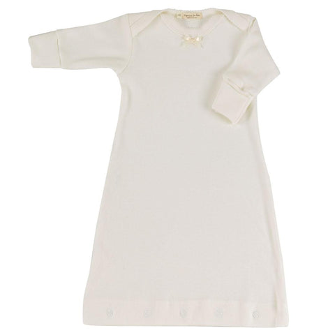 Pigeon Organics Classic Nightgown - Sleep Gowns - Natural Baby Shower