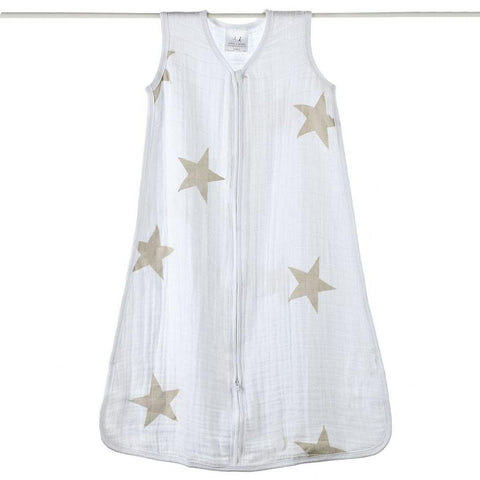 aden + anais Classic Sleeping Bag - Super Star Scout - Sleeping Bags - Natural Baby Shower