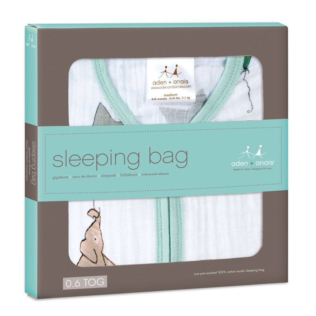 Sleeping Bags - Aden & Anais Classic Sleeping Bag - Up Up And Away