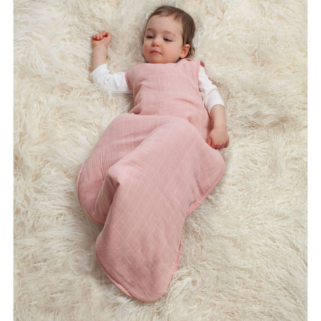 Sleeping Bags - Aden & Anais Cozy Plus Sleeping Bag - Rose By Dusk