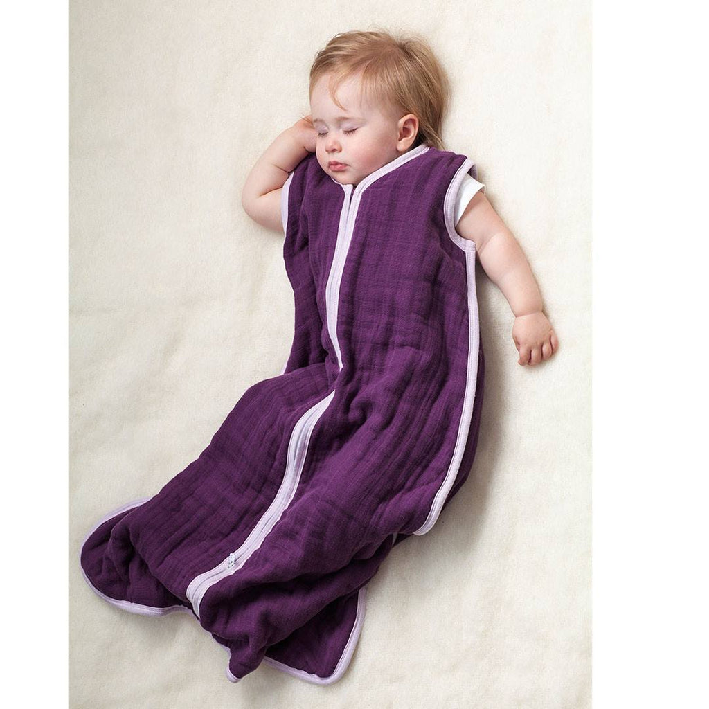 Sleeping Bags - Aden & Anais Cozy Sleeping Bag - Sugar Plum