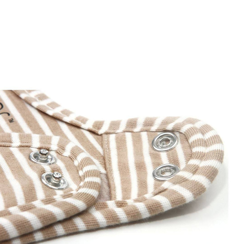 Merino Kids Go Go Baby Sleeping Bag - Standard Weight - Honey Oat-Sleeping Bags-0-24m-Honey Oat- Natural Baby Shower