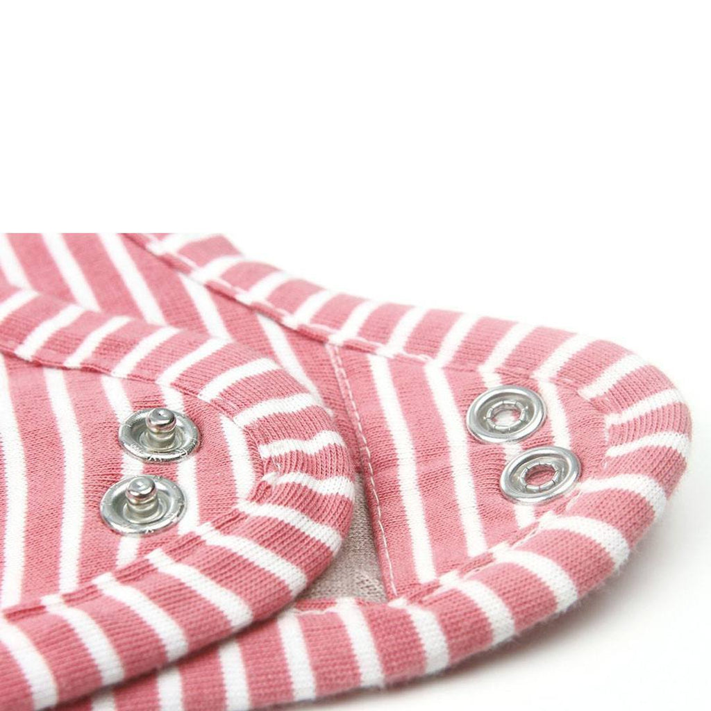 Merino Kids Go Go Toddler Sleeping Bag Standard Raspberry Clips