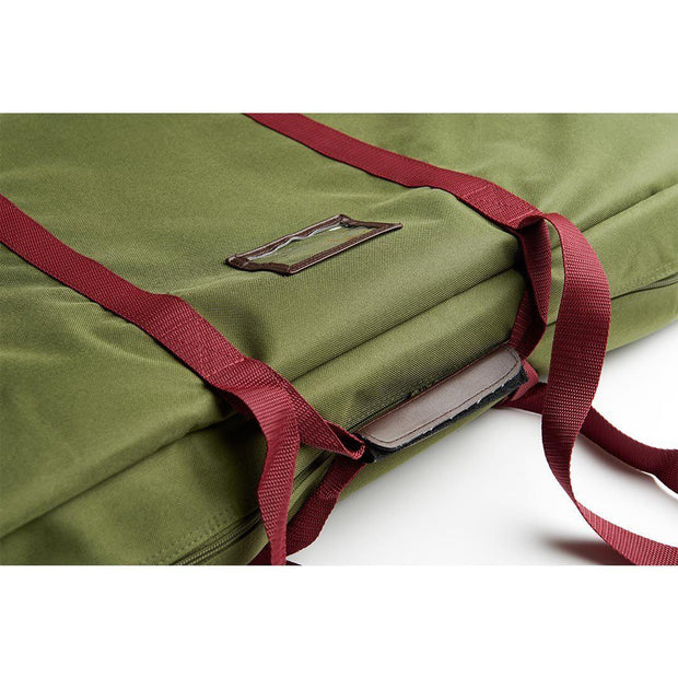Sleepyhead Deluxe Transport Bag - Moss-Transport Bags- Natural Baby Shower
