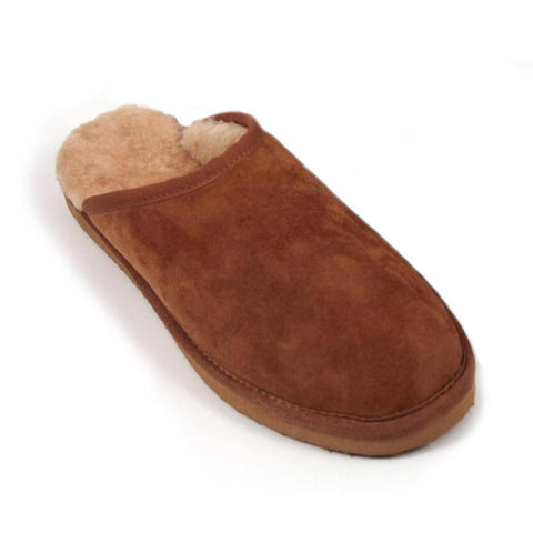 Slippers - ECL Sheepskin Slippers For Men
