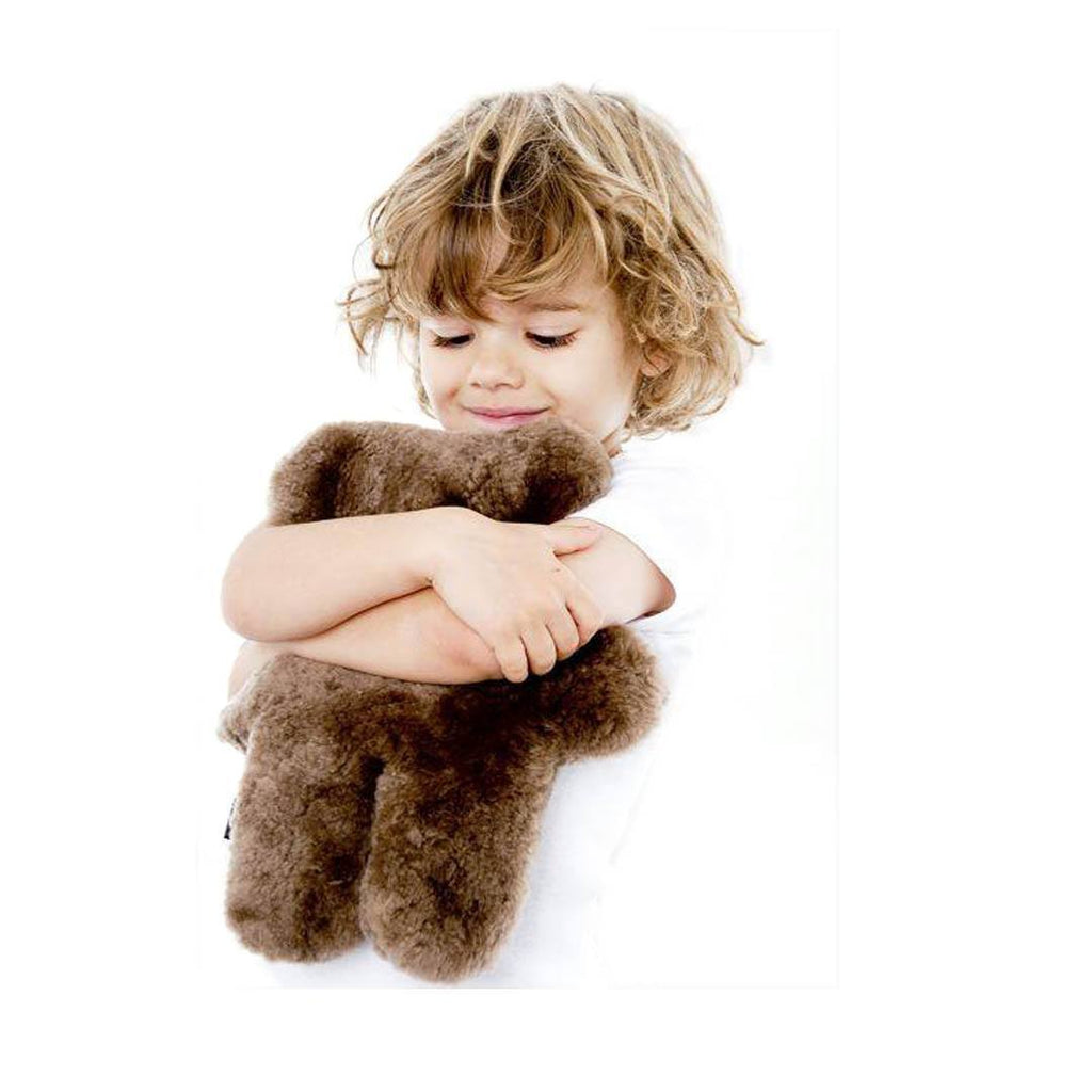 Soft Toys - FLATOUTBears FlatOut Bear - Chocolate