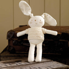 Soft Toys - Natures Purest Bunny - Pure Love - Boy