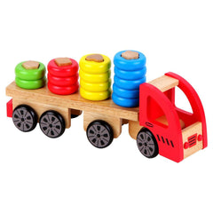 Sorting & Stacking Toys - Discoveroo Sort And Stack Truck