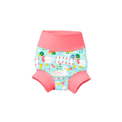 Splash About Happy Nappy - 5 Little Ducks-Swim Nappies- Natural Baby Shower