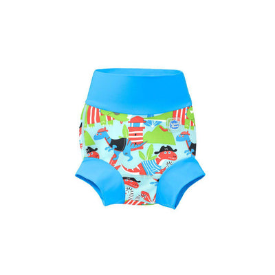Splash About Happy Nappy - Dino Pirates-Swim Nappies- Natural Baby Shower