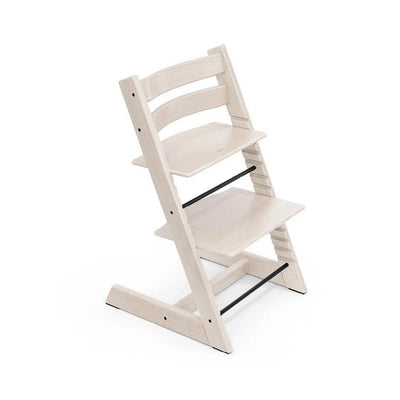 Stokke Tripp Trapp Highchair - Whitewash-Highchairs- Natural Baby Shower