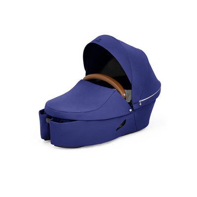 Stokke Xplory X Carrycot - Royal Blue-Carrycots-Royal Blue- Natural Baby Shower