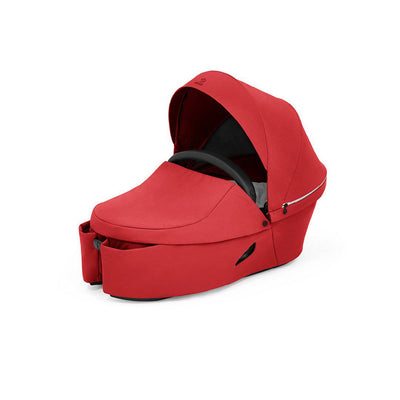 Stokke Xplory X Carrycot - Ruby Red-Carrycots-Ruby Red- Natural Baby Shower