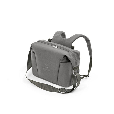 Stokke Xplory X Changing Bag - Modern Grey-Changing Bags-Modern Grey- Natural Baby Shower