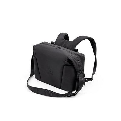 Stokke Xplory X Changing Bag - Rich Black-Changing Bags-Rich Black- Natural Baby Shower