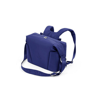 Stokke Xplory X Changing Bag - Royal Blue-Changing Bags-Royal Blue- Natural Baby Shower