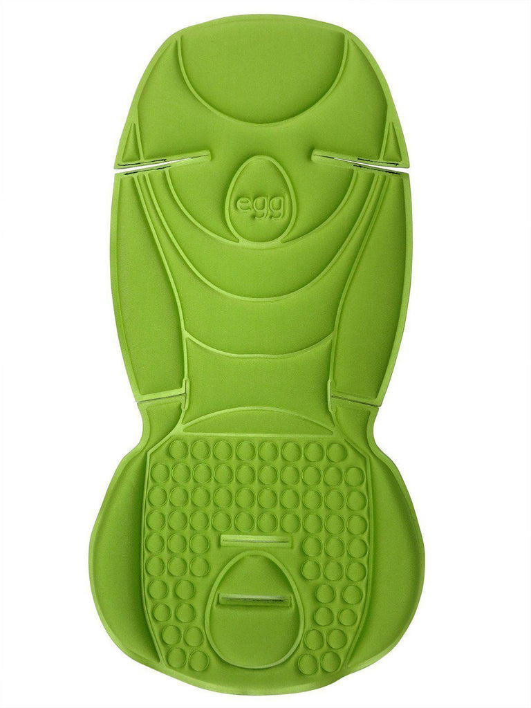 egg Stroller - Mirror with Regal Navy - Lime