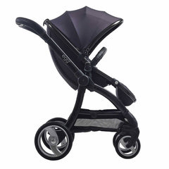 Strollers - Egg Stroller - Gun Metal With Storm Grey