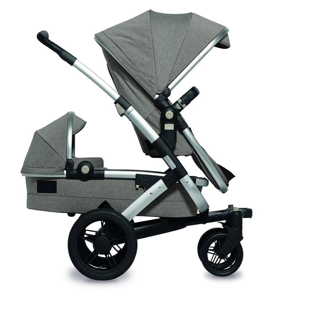 Joolz Geo Studio Duo Stroller - Graphite - Strollers - Natural Baby Shower
