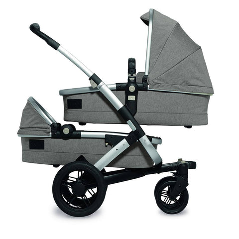 Joolz Geo Studio Twin Stroller - Graphite - Strollers - Natural Baby Shower