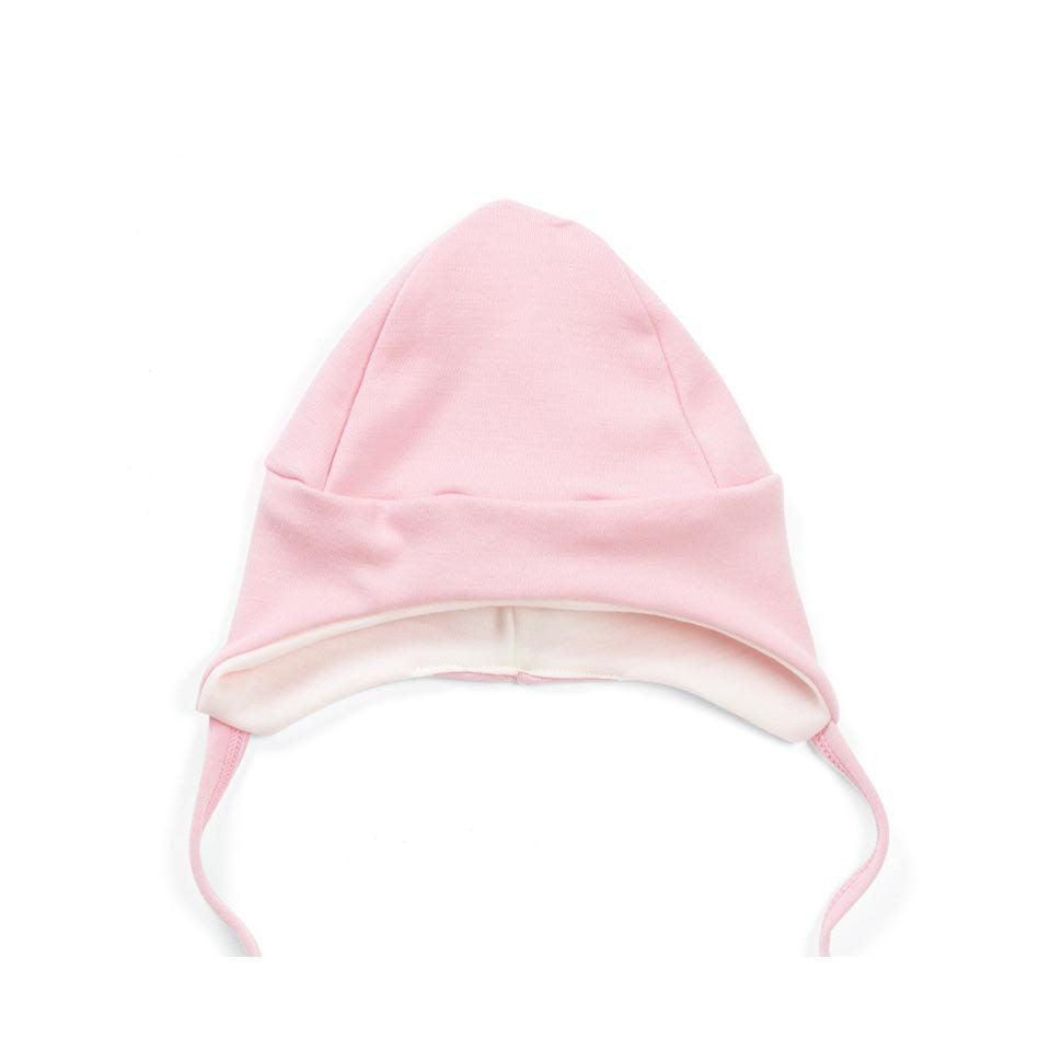 Hats - Superlove Merino Reversible Hat - Blush Pink