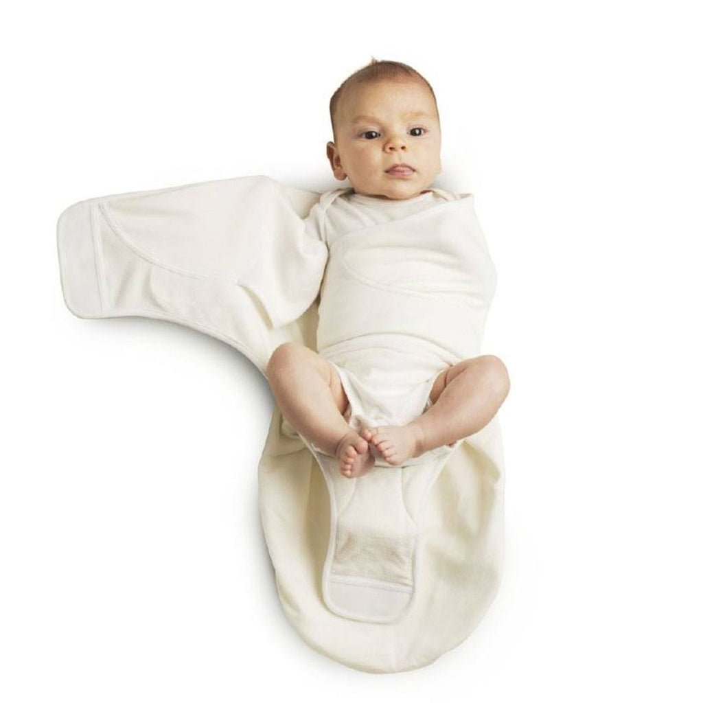 Ergobaby Swaddler - Natural-Swaddling Wraps-One Size-Natural- Natural Baby Shower