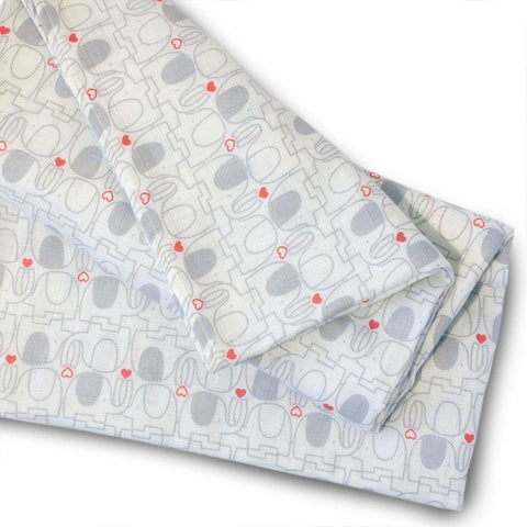 Swaddling Wraps - Natures Purest Muslin Swaddle - My First Friend