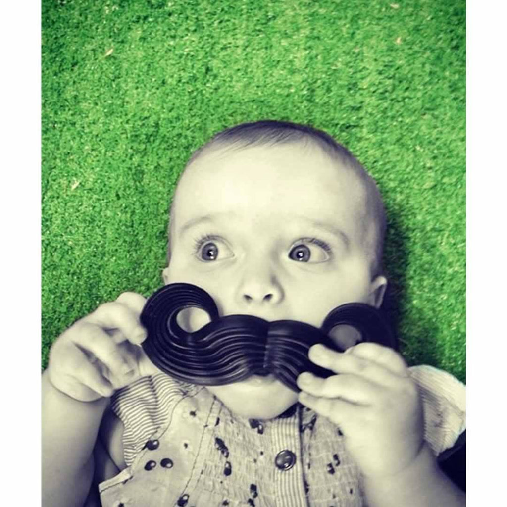 Teethers - JChews Teething Moustache
