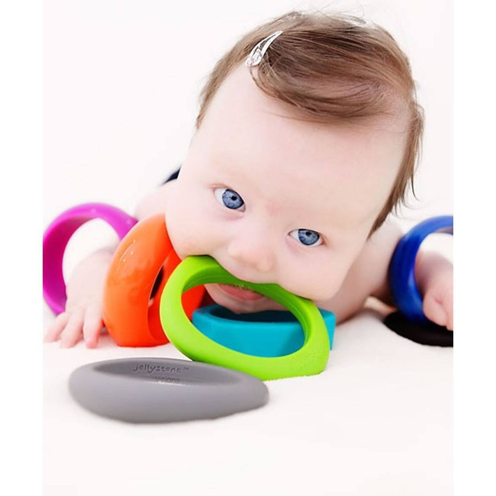 Teethers - Jellystone Organic Bangle - Snow White