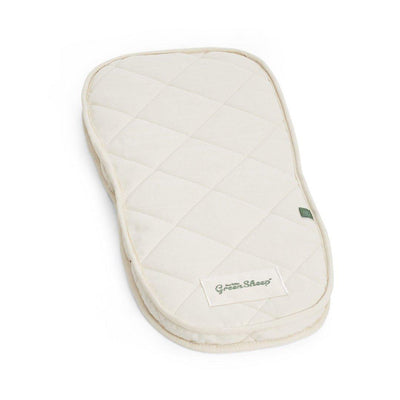 The Little Green Sheep - Natural Carrycot Mattress - Bugaboo Bee 3-Mattresses- Natural Baby Shower