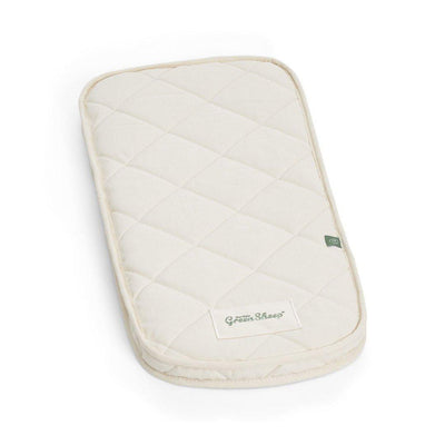 The Little Green Sheep - Natural Carrycot Mattress - Bugaboo Cameleon -Mattresses- Natural Baby Shower