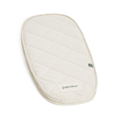The Little Green Sheep - Natural Carrycot Mattress - Joolz Day-Mattresses- Natural Baby Shower