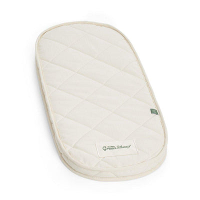 The Little Green Sheep - Natural Carrycot Mattress - Uppababy-Mattresses-Default- Natural Baby Shower
