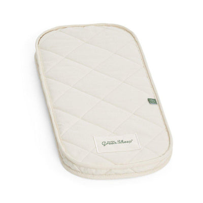 The Little Green Sheep - Natural Mattress - Moses Basket M&P Sizes-Mattresses- Natural Baby Shower