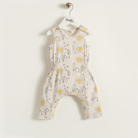 Bonnie Mob Duran Baby Jumpsuit - Sunny Bunny