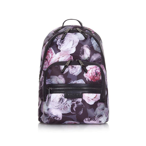 Tiba + Marl Elwood Backpack - Goth Floral - Changing Bags - Natural Baby Shower