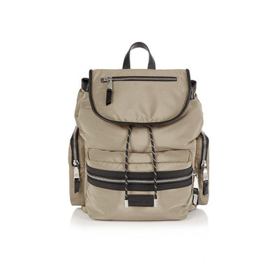 Tiba + Marl Kaspar Knapsack - Sand-Changing Bags-Sand- Natural Baby Shower