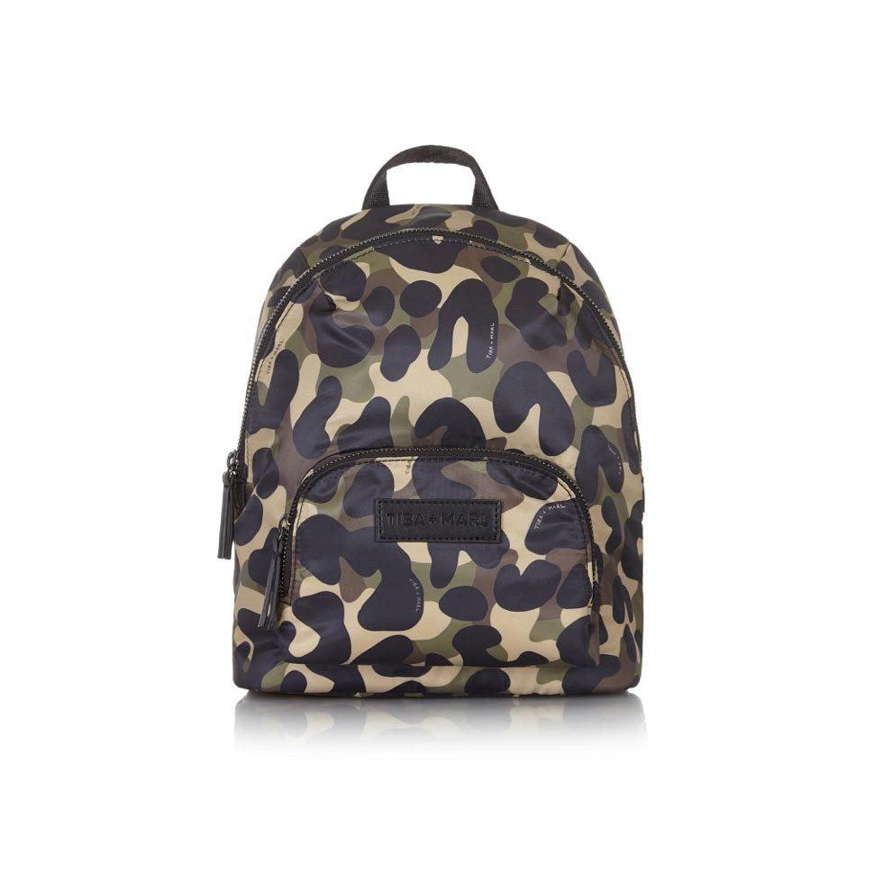 Tiba + Marl Mini Elwood Kids Backpack - Camo-Children's Bags-Camo- Natural Baby Shower