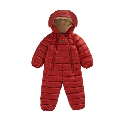 TOASTIE Eco-Fill Onesie - Persimmon-Coats & Snowsuits- Natural Baby Shower