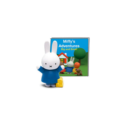 Tonies Miffy - Miffy's Adventure-Play Set Characters-Miffy- Natural Baby Shower
