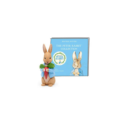Tonies Peter Rabbit - The Peter Rabbit Collection-Play Set Characters-Peter Rabbit- Natural Baby Shower
