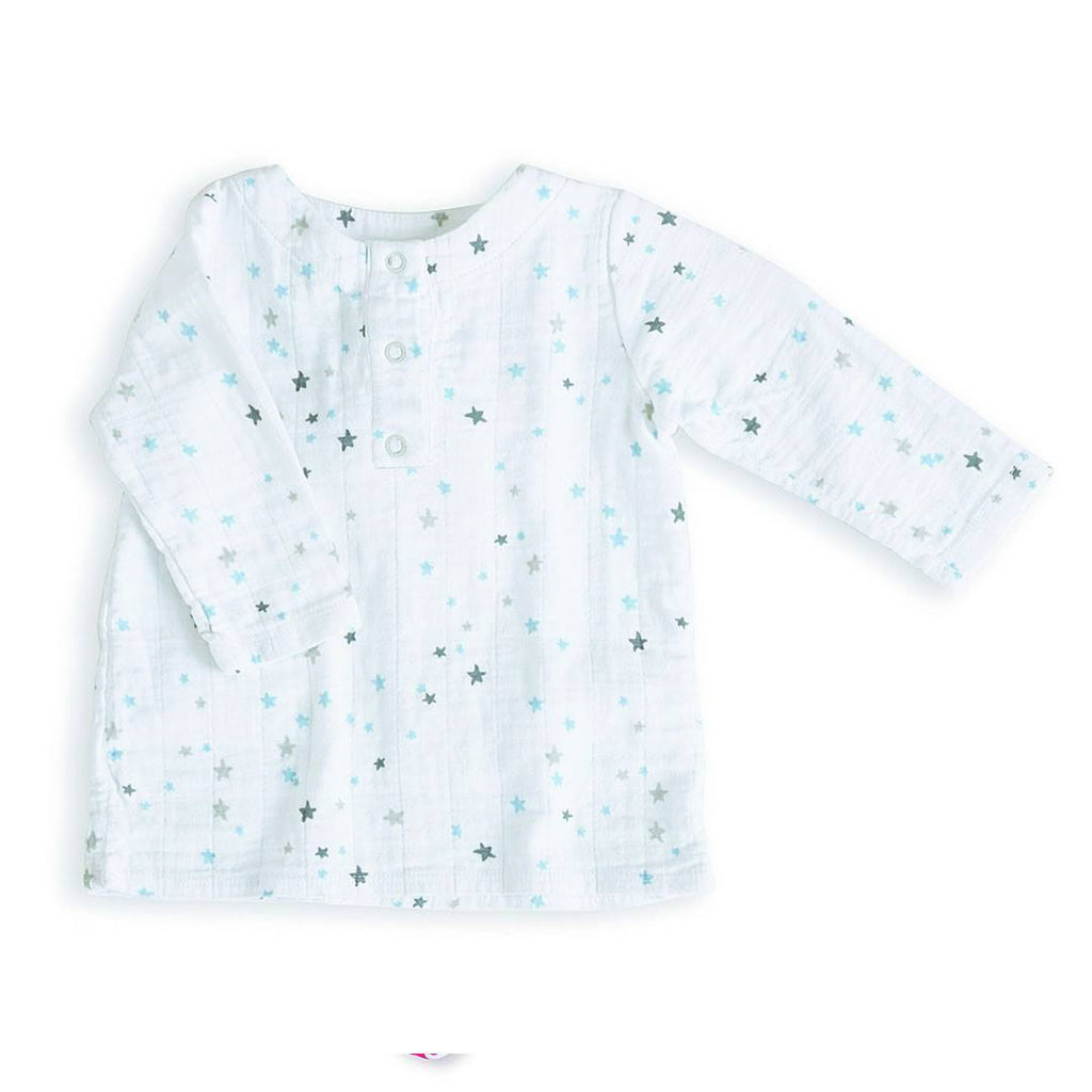 Tops & T-shirts - Aden & Anais Muslin Tunic Top - Night Sky Starburst