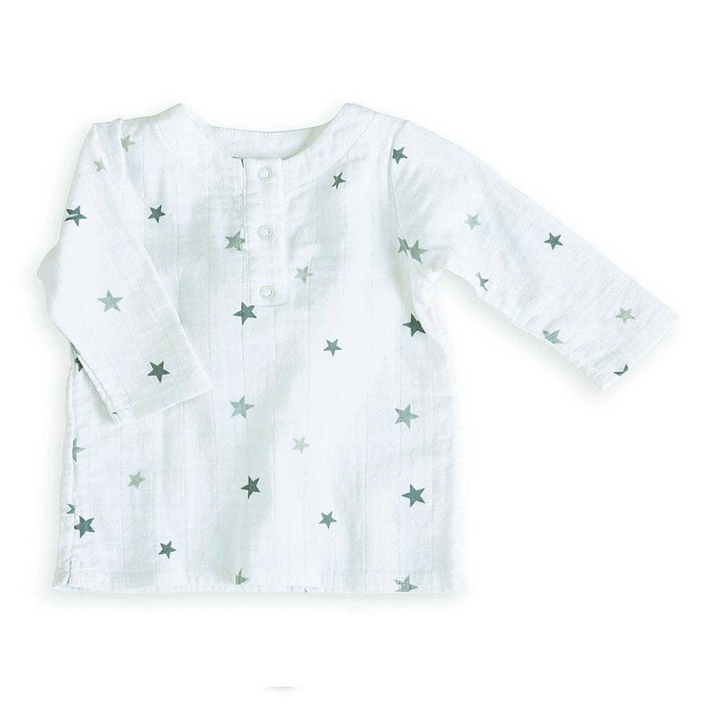 Tops & T-shirts - Aden & Anais Muslin Tunic Top - Twinkle Tiny Star