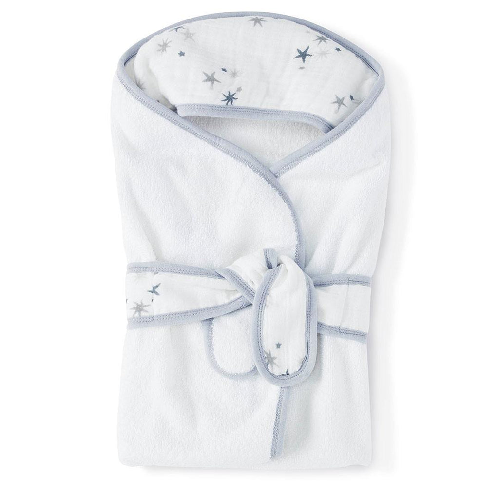 Towels & Robes - Aden & Anais Baby Bath Wrap - Twinkle