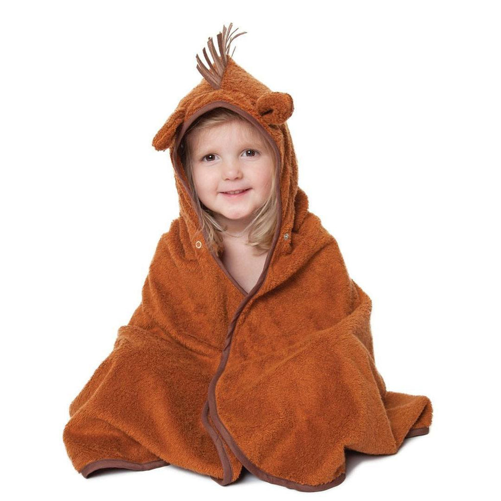 Cuddledry CuddlePony Toddler Towel - Towels & Robes - Natural Baby Shower