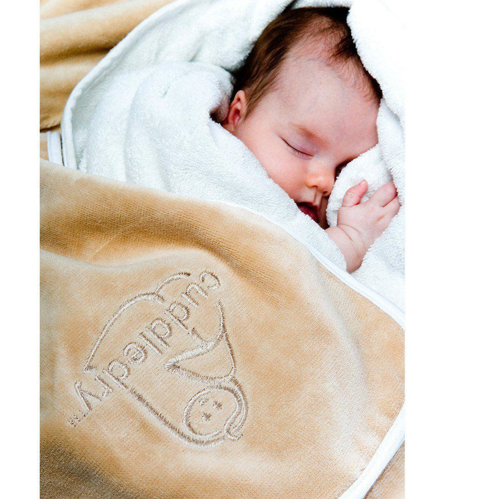 Cuddledry Original Baby Bath Towel - Oatmeal/Natural White - Towels & Robes - Natural Baby Shower