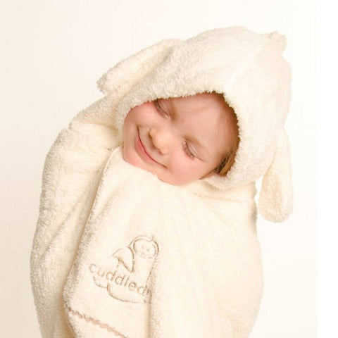 Towels & Robes - Cuddledry Snuggle Bunny Toddler Towel