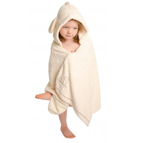 Cuddledry Snuggle Bunny Toddler Towel - Towels & Robes - Natural Baby Shower