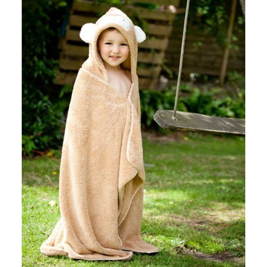 Towels & Robes - Cuddledry Snuggle Monkey Toddler Towel